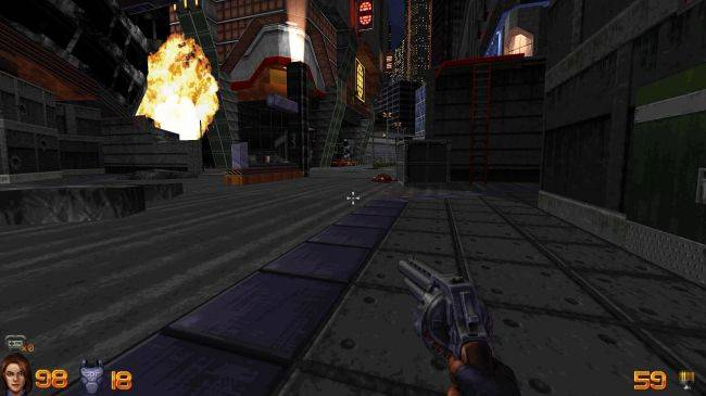The team behind Ion Maiden is working on a new Quake engine game