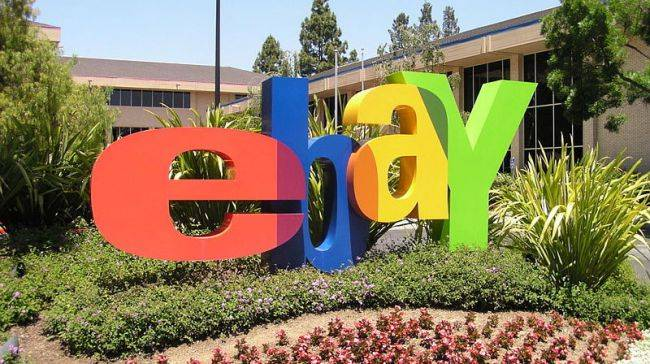 Everything on eBay is 10% off right now