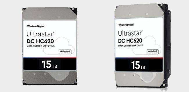 Western Digital lays claim to the biggest capacity hard drive ever