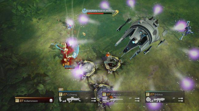 Twin-stick shooter Helldivers gets free weekend and major difficulty update