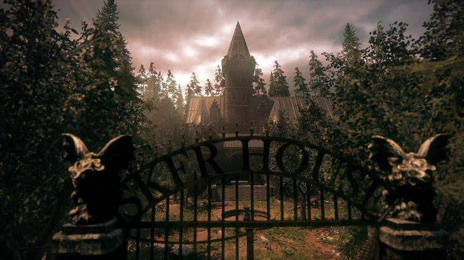 Maid of Sker is a new and extremely British horror game