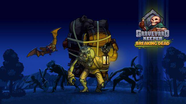 Graveyard Keeper update lets you raise the dead and make them do your boring chores