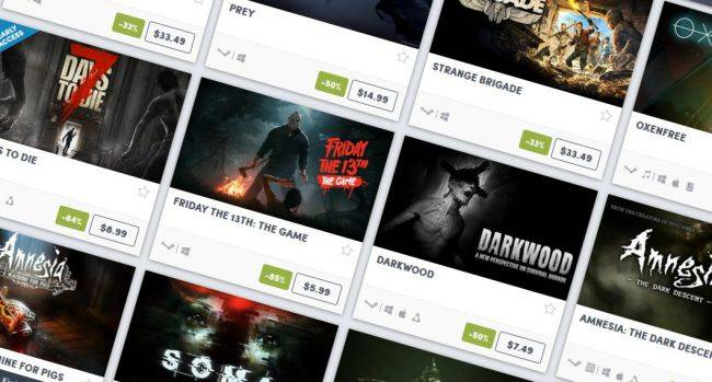The Humble Store is giving away Murderous Pursuits with Halloween sale purchases
