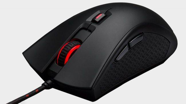 This HyperX Pulsefire gaming mouse is just $25, an all-time low
