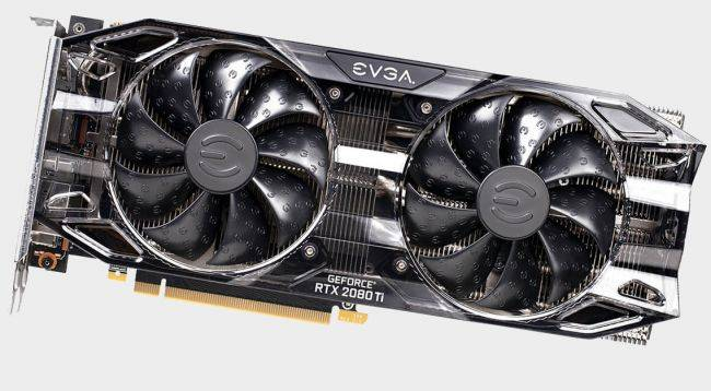 EVGA launches the cheapest GeForce RTX 2080 Ti, but it's out of stock