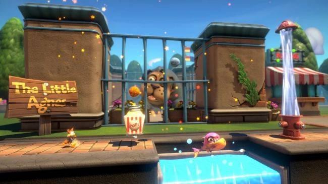 There's yet another Bubsy game in the works, this time by the Bit.Trip team