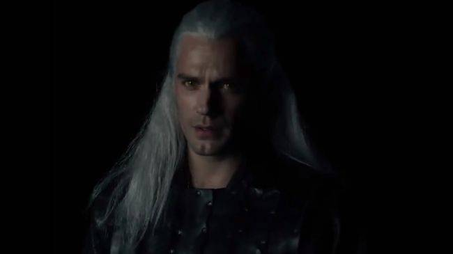 Here's your first look at Henry Cavill as Geralt in the Witcher TV series