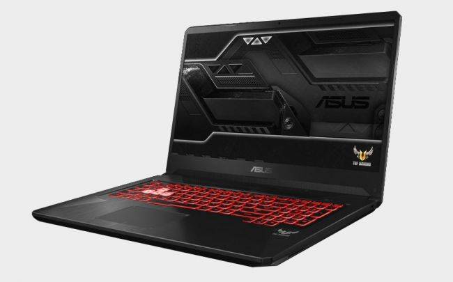 Asus launches 'TUF' gaming laptops with 144Hz displays, certified ruggedness