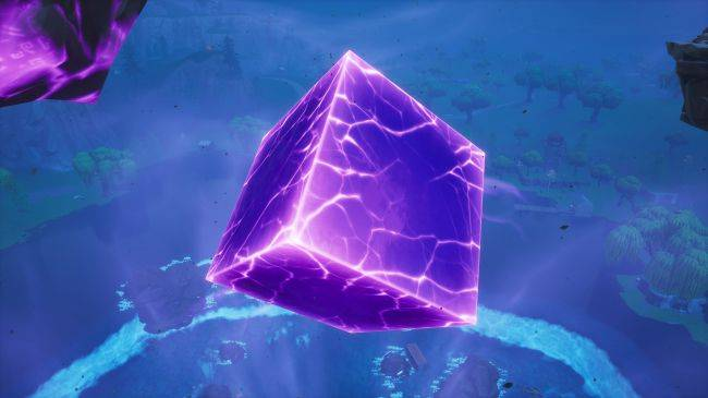 Fortnite's next big in-game event announced, pray for cube death