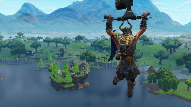 Fortnite's glider re-deploy feature is here to stay, but will be less stealthy after next patch
