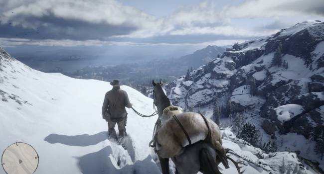 Red Dead Redemption 2's latest trailer teases first-person mode