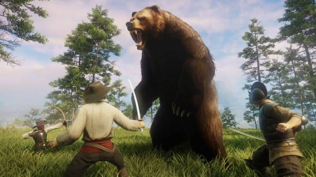 Here's what Amazon's 'New World' MMO looks like