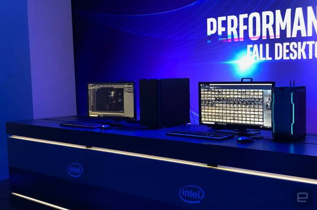 Intel's 9th-generation Core processors tout up to 18 cores