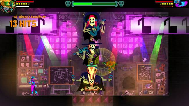 'Guacamelee' lands on the Switch today, sequel to follow in December
