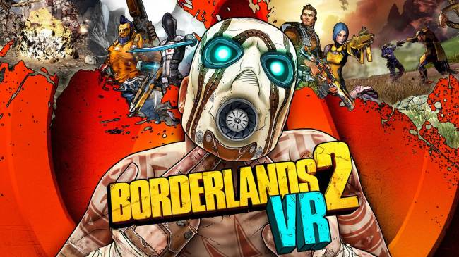 'Borderlands 2' comes to PlayStation VR on December 14th