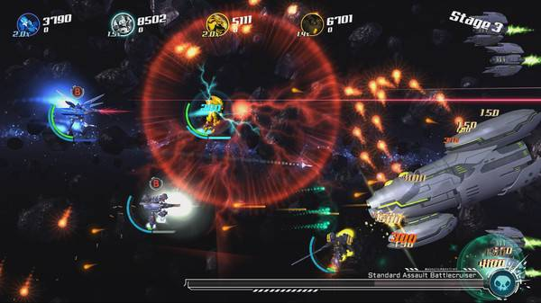 Stardust Galaxy Warriors: Stellar Climax for Switch launches November 29