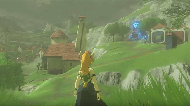 Zelda: Breath of the Wild Adds Playable Bowsette