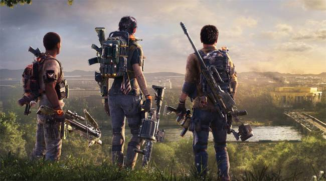 The Division 2 Exotic Weapons Work Similar to Destiny's