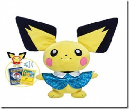 Build-a-Bear Pichus Have Appeared And Used Charm (It's Super Effective)