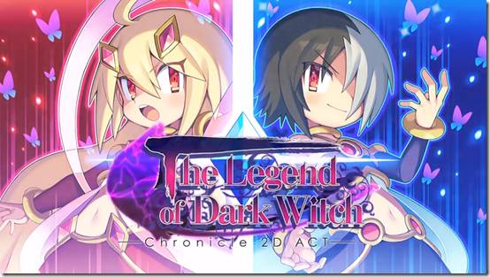 The Legend of Dark Witch 1 Gets A Nintendo Switch Remake That Drops Tomorrow