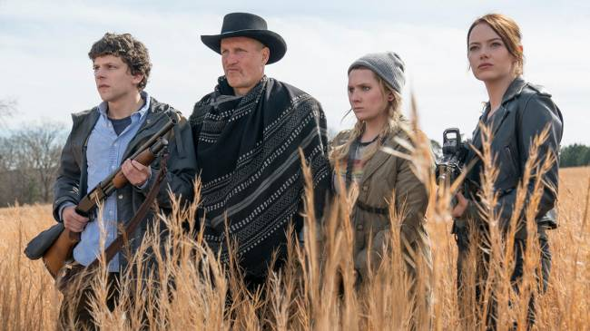 Zombieland 3 Isn't In The Works, But Emma Stone Has A Great Idea For It