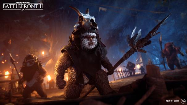 Star Wars Battlefront 2 Update 1.41 Patch Notes – Here's What's in Another Night in Endor Update