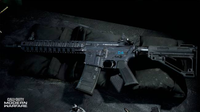 Call of Duty: Modern Warfare Complete Weapons List With Ratings