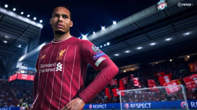 FIFA 20 Again Tops Weekly UK Sales Chart Beating Out Ghost Recon Breakpoint