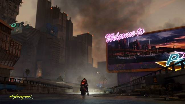 Cyberpunk 2077 Might Have a Photo Mode Available at Launch