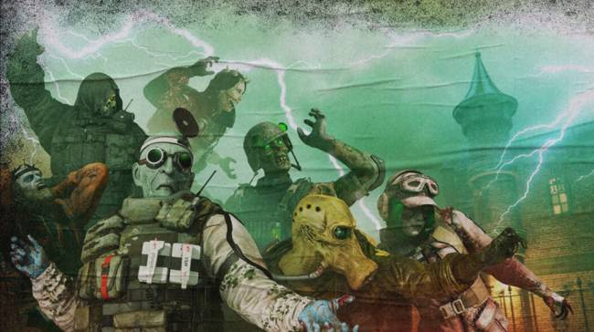 Rainbow Six Siege Halloween Themed Event Starts Today