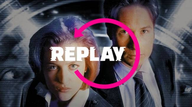 Replay – The X-Files