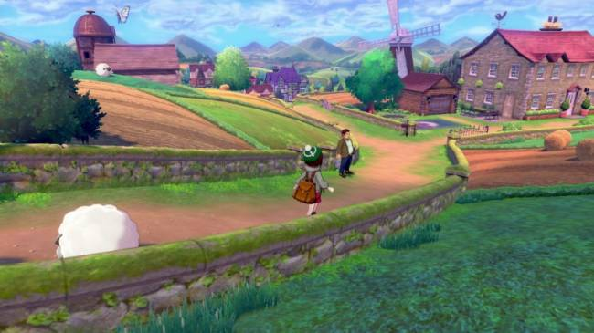 Game Freak Talks Sword And Shield's Champion, Wild Area Interactions, And More
