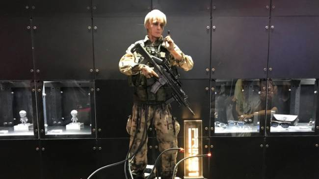 Tokyo Game Show Gallery: Sights From The Show Floor
