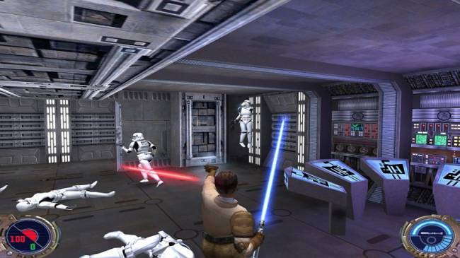 Star Wars Jedi Knight II: Jedi Outcast Is Out Today On Switch And PlayStation 4