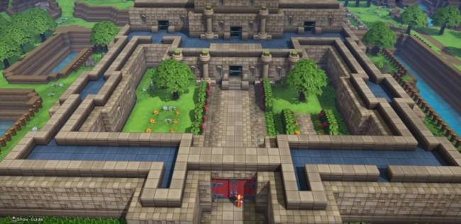 150 Hours Went Into Recreating The Legend of Zelda: A Link To The Past In Dragon Quest Builders 2