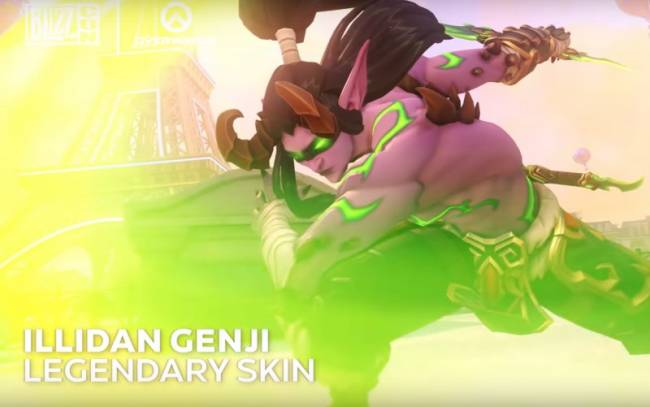 Blizzard Outlines Virtual Ticket Goodies, New World Of Warcraft-Themed Overwatch Skins Included