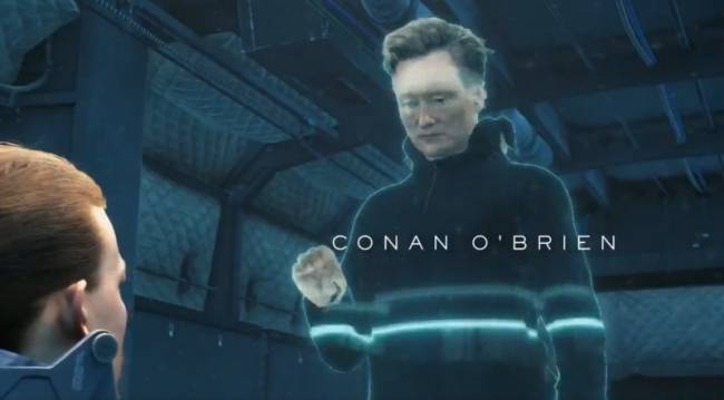 Conan O'Brien Wants To Turn You Into An Otter In Death Stranding