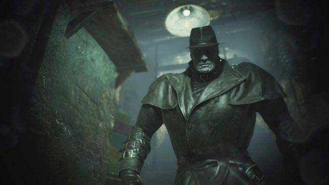 This Resident Evil 2 Remake mod makes Mr. X adorably tiny