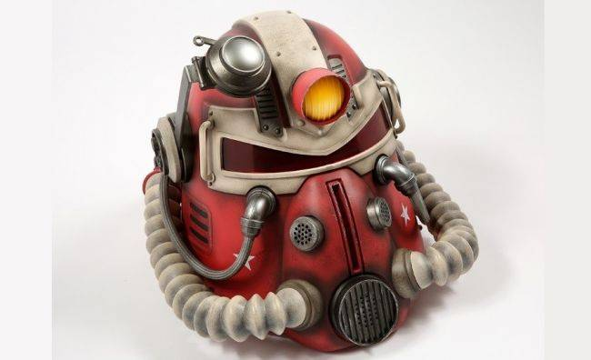 The Fallout 76 helmet recalled for mold risk has been modded into Fallout 4