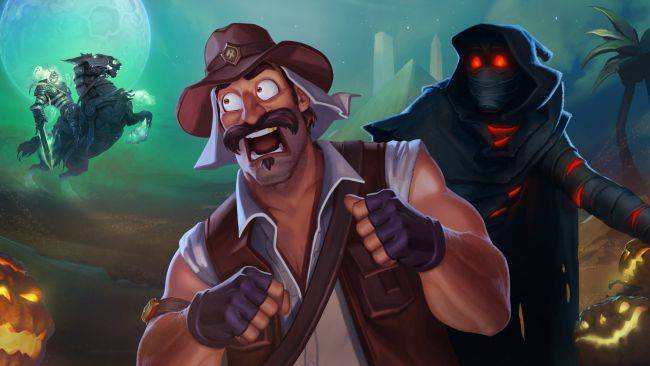 These are the 23 Wild Hearthstone cards returning to standard in next week's Halloween event