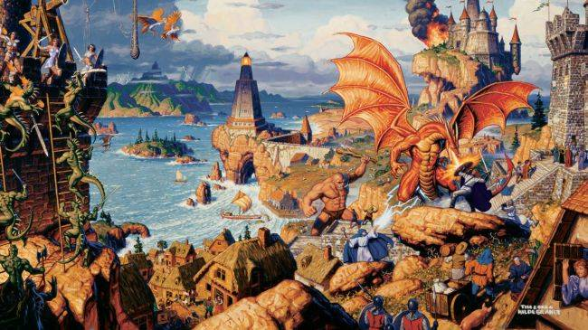 Ultima Online's lead designer is making a sandbox MMO at a new studio