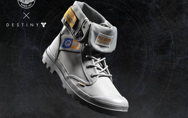 Put Destiny 2 on your feet with these officially licensed boots from Palladium