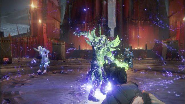 Destiny dance troupe Husky Raid returns to bust some wild moves on the Moon