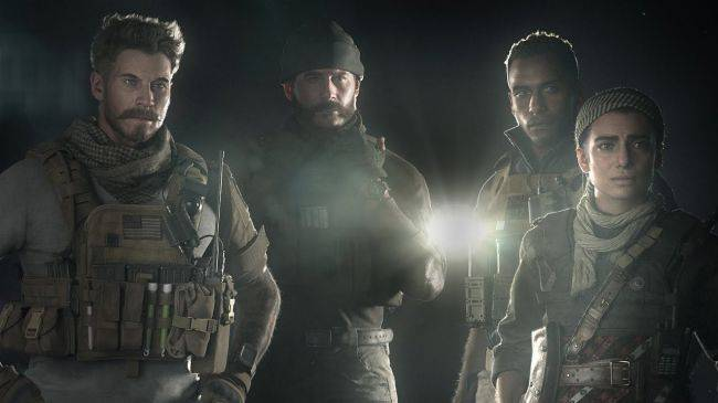 Call of Duty: Modern Warfare launch trailer arrives a fortnight before launch