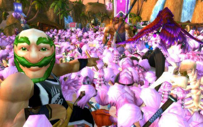 World of Warcraft's 10th Running of the Gnomes charity race starts this weekend