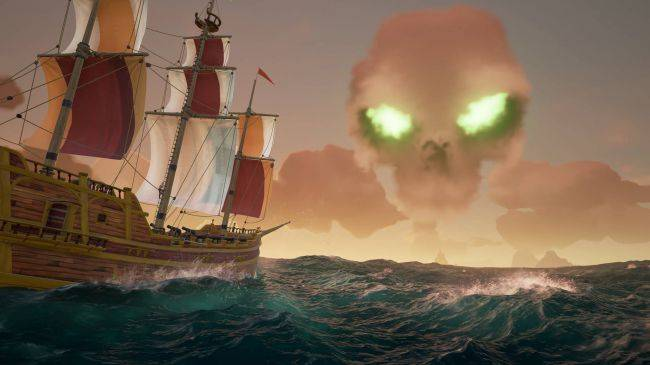 Sea of Thieves will have private servers to support creative community events