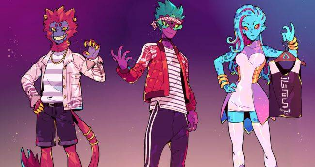 The creators of Monster Prom are working on an alien K-pop sim