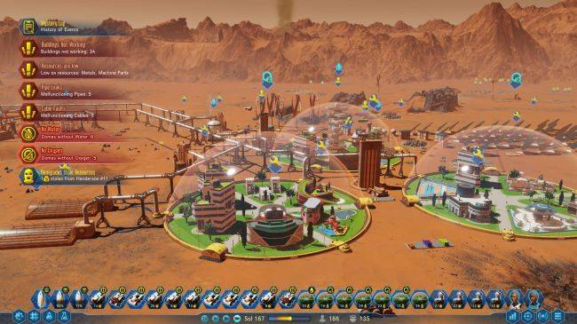 Surviving Mars is free on the Epic Games Store