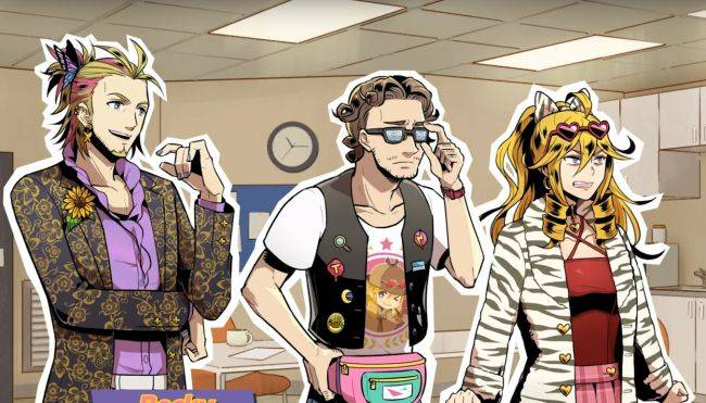 Hatoful Boyfriend developers are working on a 1990s Hollywood murder mystery game