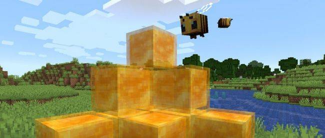 Minecraft's new honey blocks are somehow perfect for parkour
